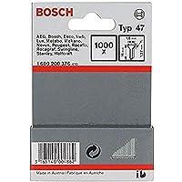 Bosch 1609200376 Professional 1000 spijkers 16 mm, 1,8 x 1,27 x 16 mm, grijs