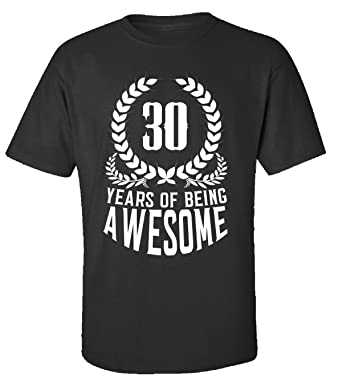 BADASS REPUBLIC 30th Birthday Gift For Men Woman 30 Years Of Being Awesome