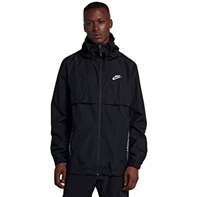 0ac0708c0dbc Amazon.com  Nike Sportswear Air Max Men s Reversible Jacket (Black ...