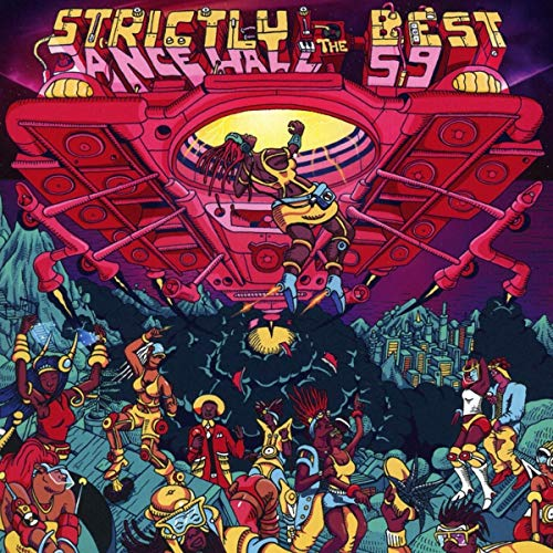 Strictly The Best Vol. 59 (Strictly The Best Cd)