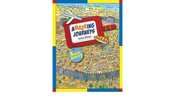 Amazeing Journeys: Amazon.es: Anna Nilsen: Libros en idiomas ...