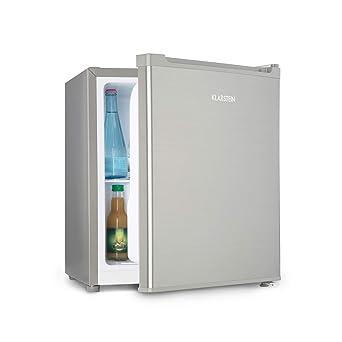 Klarstein Snoopy Eco • - Mini frigorífico con congelador • 46 ...