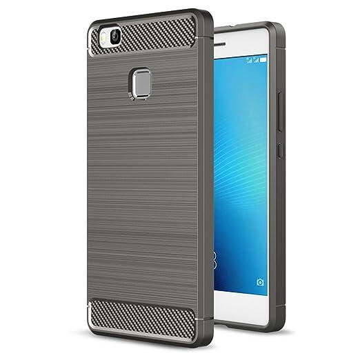 41 opinioni per Cover Huawei P9 Lite, Yoowei® [Rugged Armor] [Design Meccanica Durevole] Ultra