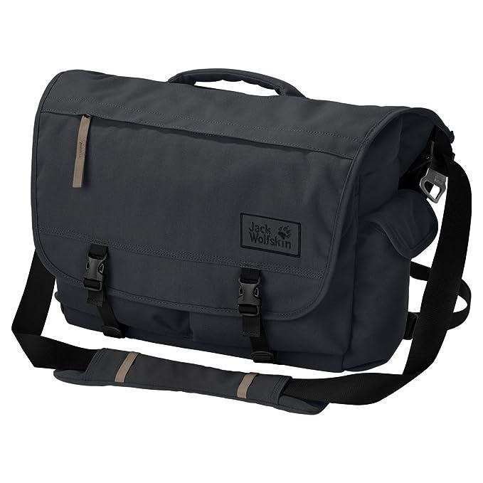 najlepsze trampki szukać Najlepiej Amazon.com: Jack Wolfskin Sky Pilot Messenger Bag, Phantom ...