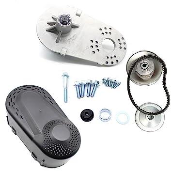 1 pulgada Convertidor de torque Go Kart Serie 30 Kit de embrague automático ATV Karting: Amazon.es: Coche y moto