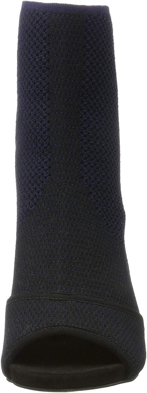 Kenneth Cole Dahvi, Stivali Donna Navy Black Yqba6u