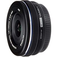 Olympus M.Zuiko 14-42mm f3.5-5.6 EZ Interchangeable Lens for Olympus/Panasonic Micro 4/3 Digital Camera (Black)