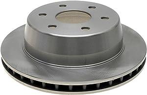 ACDelco 18A1412A Advantage Non-Coated Rear Disc Brake Rotor