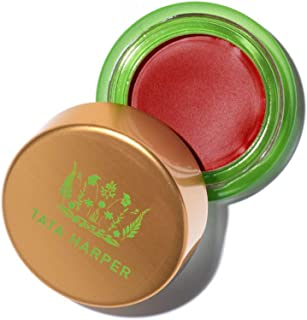 product image for Tata Harper Cheek Tint - Very Naughty, Ruby Red Anti-Aging Neuropeptide Cream Blush, 100% Natural, Made Fresh in Vermont, 4.5 g