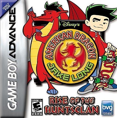 Disney's American Dragon Jake Long: Rise of the Huntsclan
