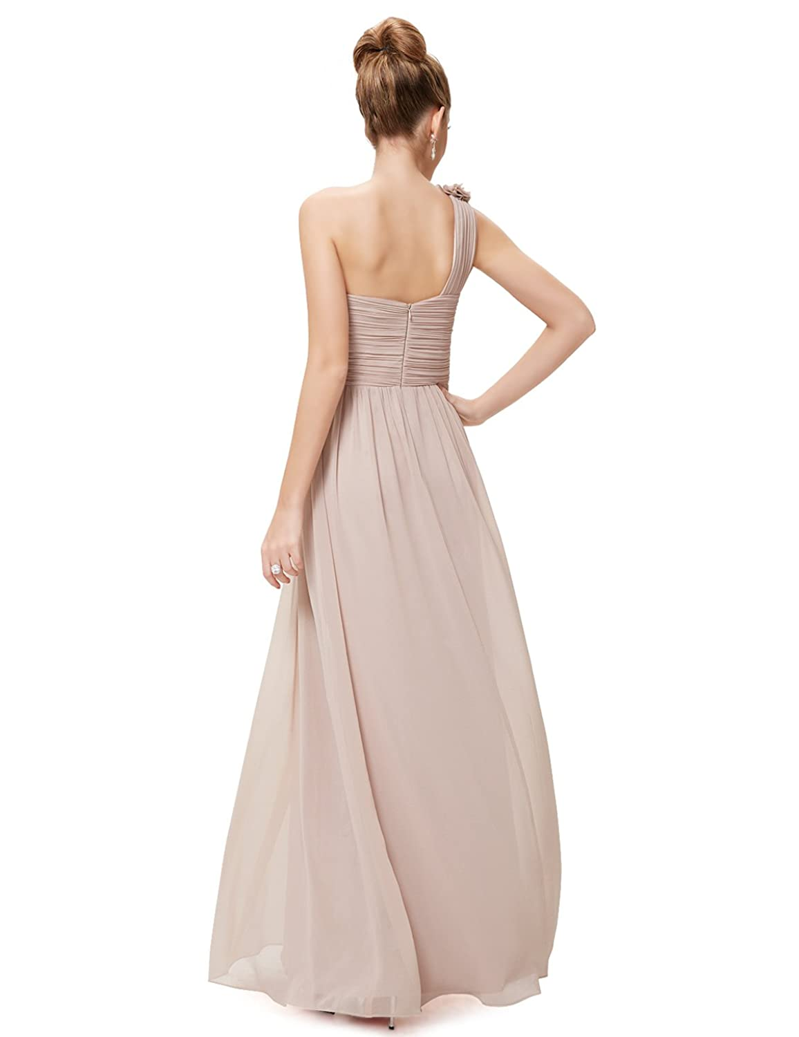 Ever pretty flower one shoulder long bridesmaids party dress 08237 ever pretty flower one shoulder long bridesmaids party dress 08237 at amazon womens clothing store ombrellifo Images