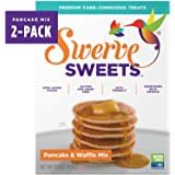 Swerve Sweets, Pancake and Waffle Mix, 10.6 ounces, Pack of 2