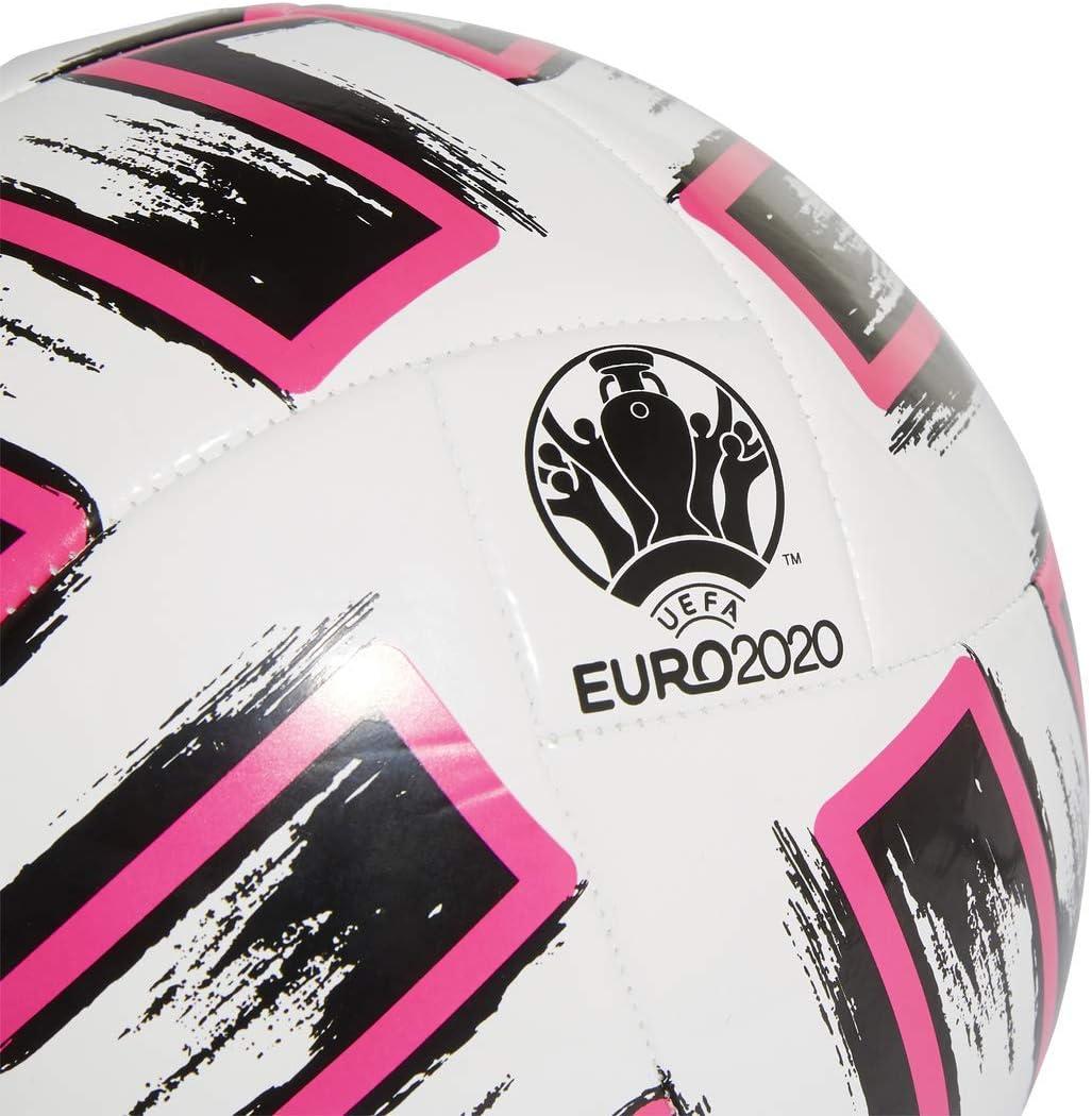 Adidas Unifo CLB, White/Black/Shock Pink Weiß / Schwarz / Pink