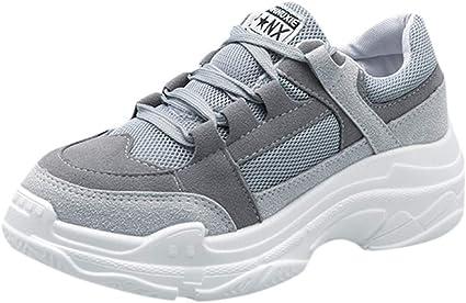 Zapatos Mujer Verano 2019 SUNNSEAN Zapatillas Deporte Mujer Sport ...