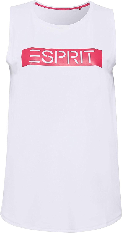 Esprit Sports Top Edry SL D/ébardeur de Sport Femme