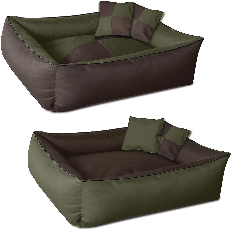 BedDog® 2en1 colchón para Perro MAX Quattro L hasta XXXL, 9 ...