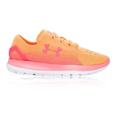low priced 92f95 0d8a2 Under Armour Speedform Slingride Fade Women s Running Shoes - 6.5 - Orange