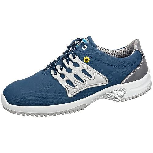 Abeba - Calzado de Protección para Hombre Azul Azul Marino 36 hGyDO0u