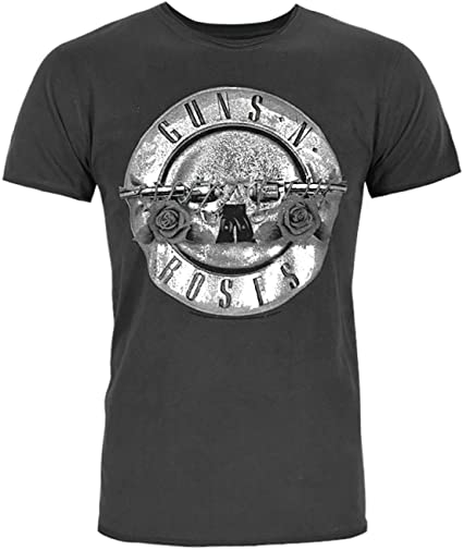 Amplified Clothing Hommes Guns N Roses T-Shirt