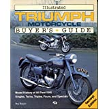 Illustrated Triumph Motorcycle Buyer's Guide
