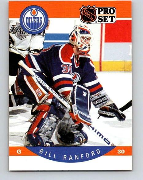 Bill Ranford 1990-91 Score # 358 Mint Hockey Card Edmonton Oilers