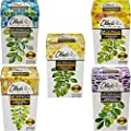 Olinda Moringa Oleifera Green Tea Superfood Variety Pack 5 Exotic Assorted Flavors Of Individually Wrapped Tea Bags (25 Per Flavor 125 Bags Total)