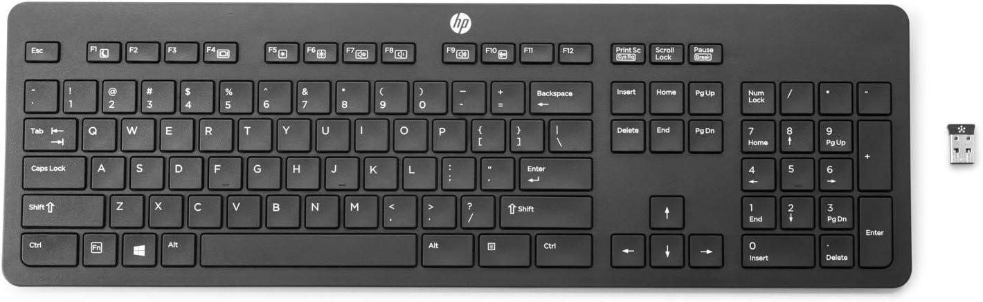 Link-5 Renewed Keyboard HP Wireless