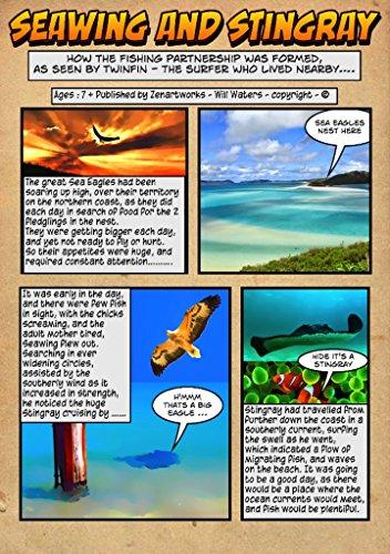 Eagle Ray Stingray (Seawing & Stingray)