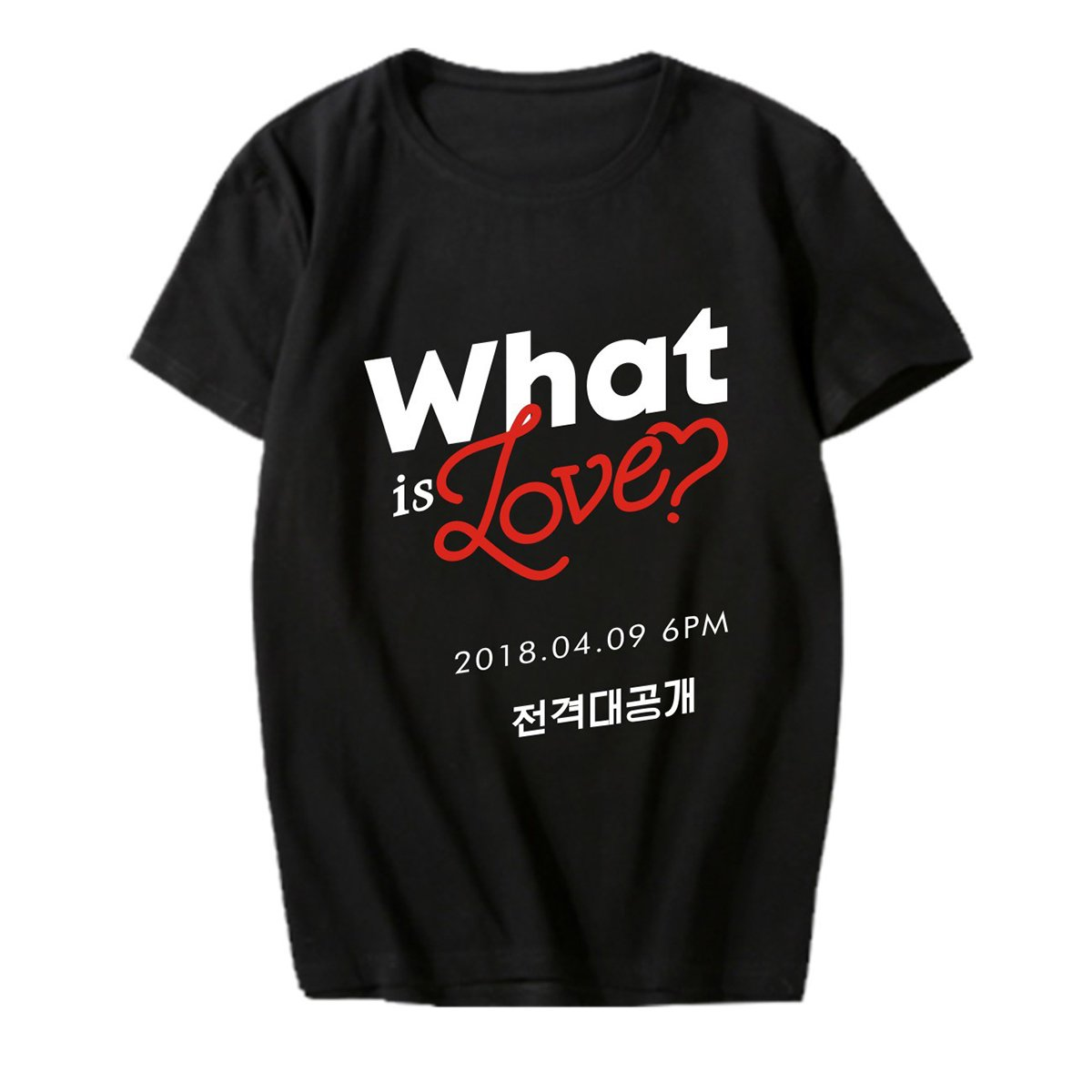 1abbab6b8 Amazon.com : Kpop TWICE New Album What is Love Shirt Tzuyu Momo T-shirt Tee  : Sports & Outdoors