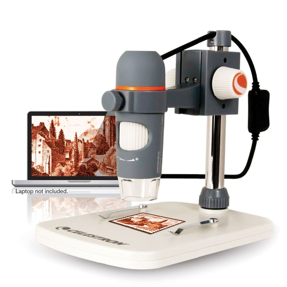 Celestron 5 MP Handheld Digital Microscope Pro by Celestron