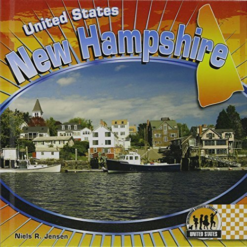 New Hampshire (Checkerboard Geography Library: United States) by Niels R. Jensen - New Hampshire Shopping Mall
