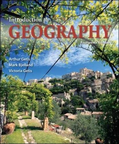 Introduction to Geography cover