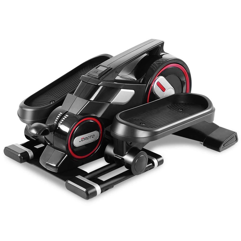 JOROTO Desk Elliptical Mini Stepper - Under Desk Elliptical Steppers for Exercise, Desk Pedal Exerciser with Unique Design by JOROTO