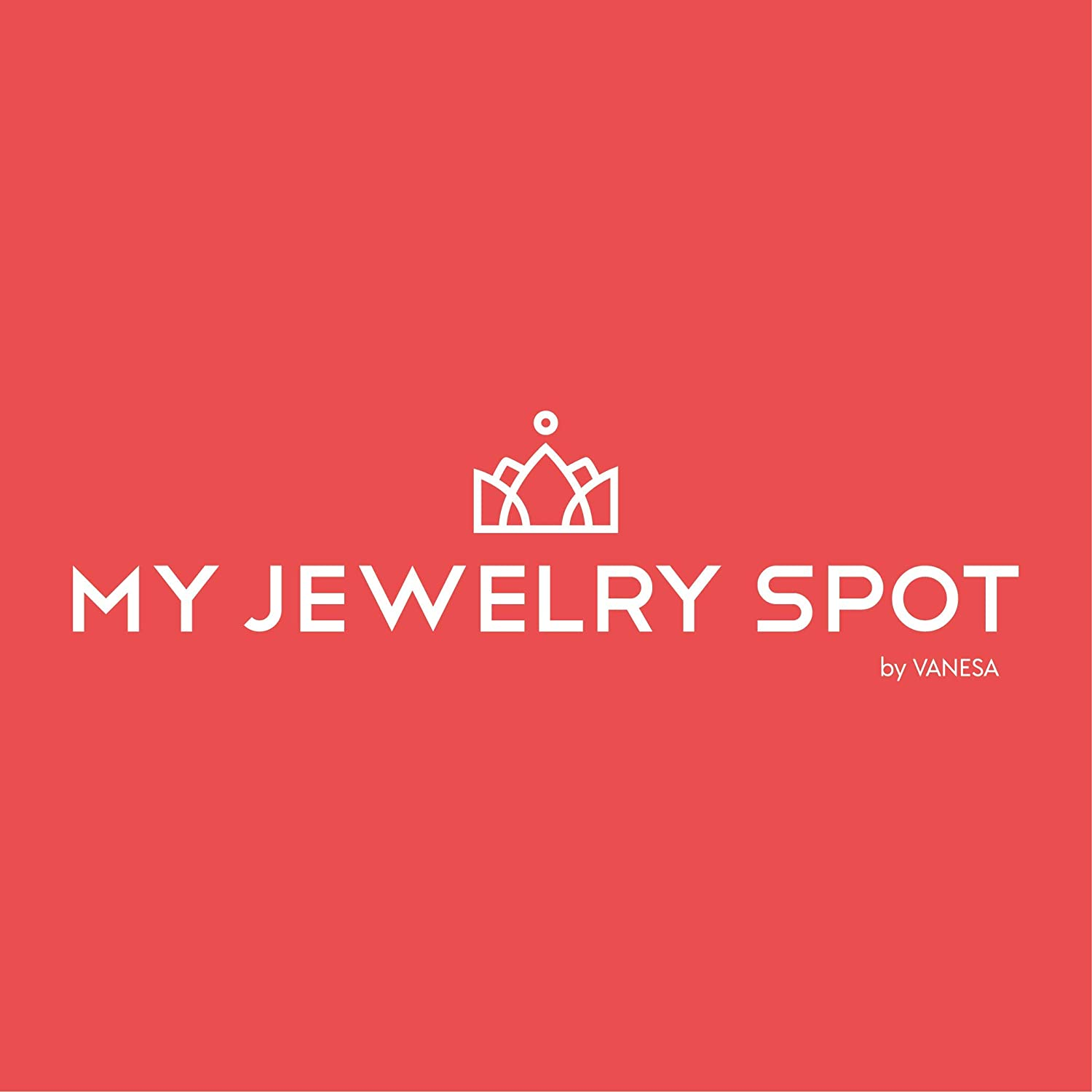 My Jewelry Spot Ring in Yellow Gold Filled Red Oval Gemstone