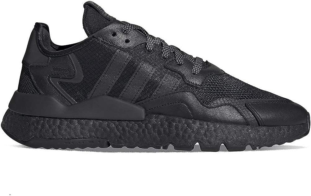 Adidas Herren Nite Jogger Running Shoe Cblack