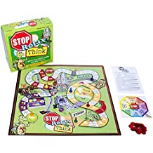 Stop, Relax & Think: A Game to Help Impulsive Children Think Before They Act