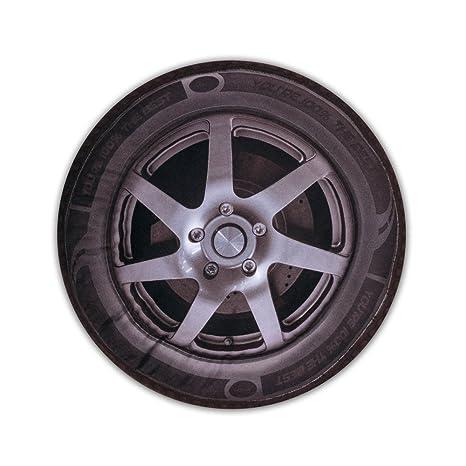 Handl Tire Pillow - Cojín neumático Gigante 42 cm de ...