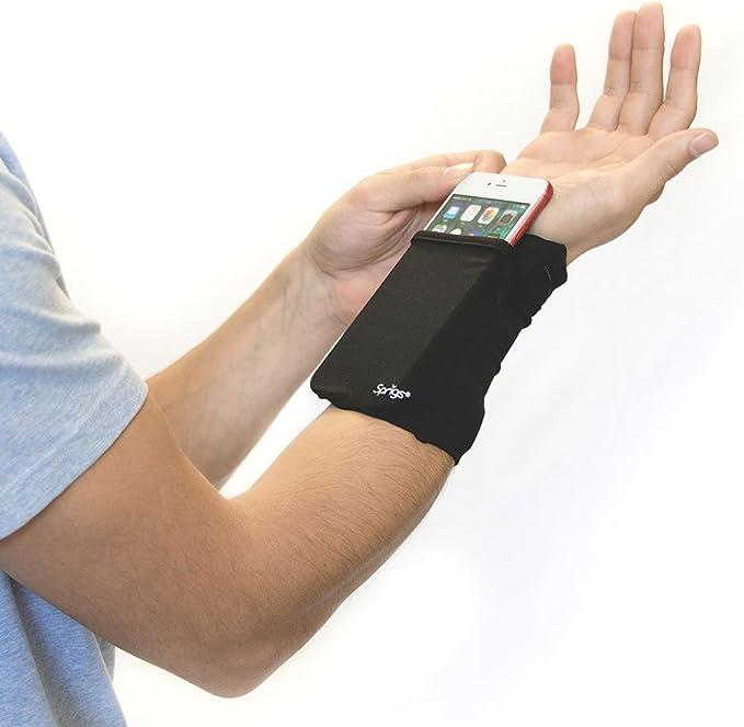 Sprigs Banjee Running Wrist Wallet