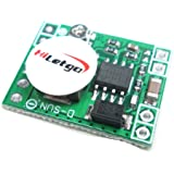 Ultra-small size LM2596 DC-DC 3A adjustable step-down power supply module, DC-DC Buck Converter