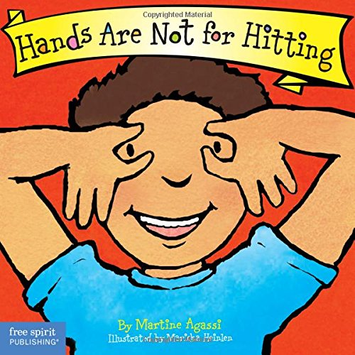 Hands Are Not for Hitting (Board Book) (Best Behavior Series) (Best Baby Food To Start Out With)