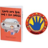 Parking Pal Car Magnet and Children's Safety Book (Trucks)