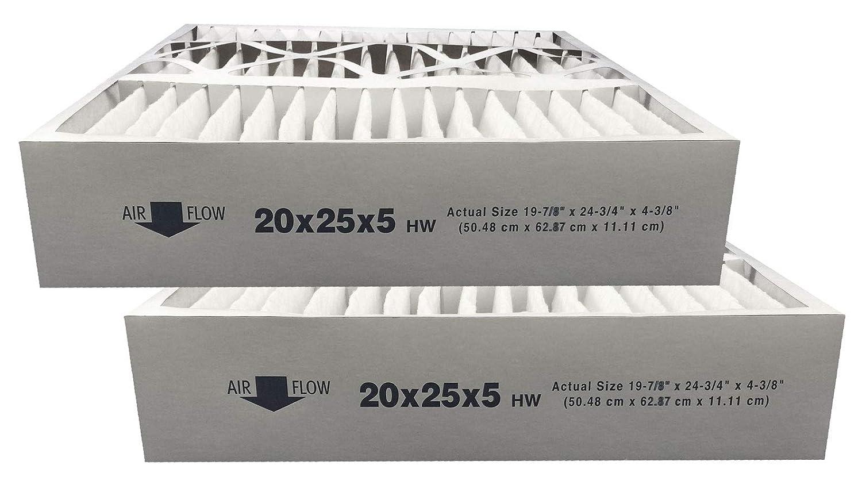 Honeywell 20x25x4 Compatible Air Filter MERV 11 6-Pack