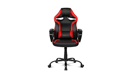 Drift DR50 - DR50BR - Silla Gaming, Color Rojo: Amazon.es ...