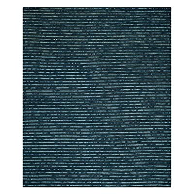 Safavieh Bohemian Collection BOH525A Hand-Knotted Blue and Multi Jute Area Rug