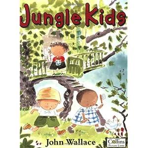 Jungle Kids (Collins Picture Lions)