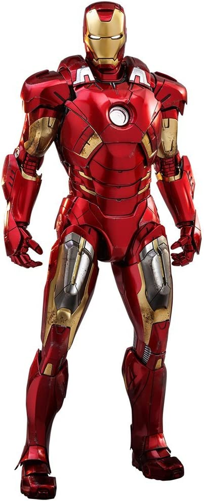 The Avengers Iron Man Armor MK37 Building Toy Accessories toy gift 327pcs no box