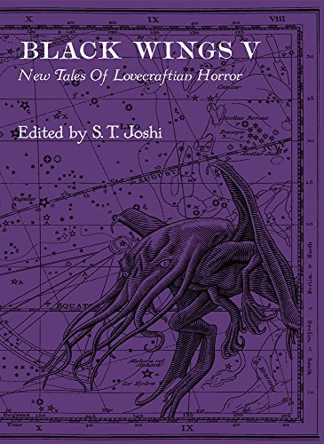 Black Wings V - New Tales of Lovecraftian Horror