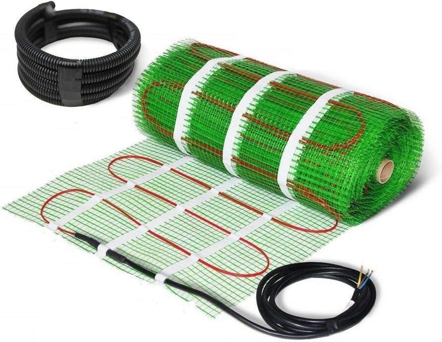 /Garantie /à vie. Chauffage /électrique par le sol Tapis Autocollant kit 200/W//m/²/