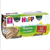 Omogeneizzato Hipp Platessa con Patate