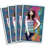 Wizards of Waverly Place Notebook Decal Stickers (Pack of 3) 4 Sheets Per Pack